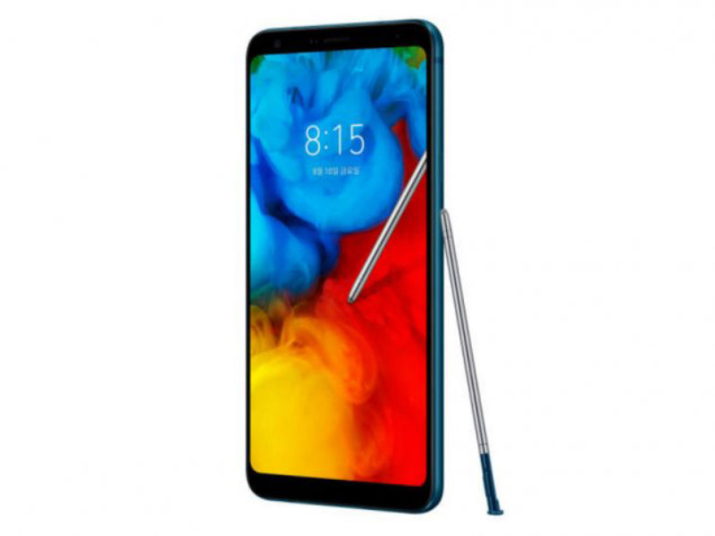 LG Q8 (2018) Android smartphone