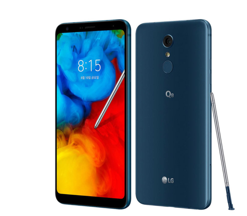 LG Q8 (2018) smartphone Android