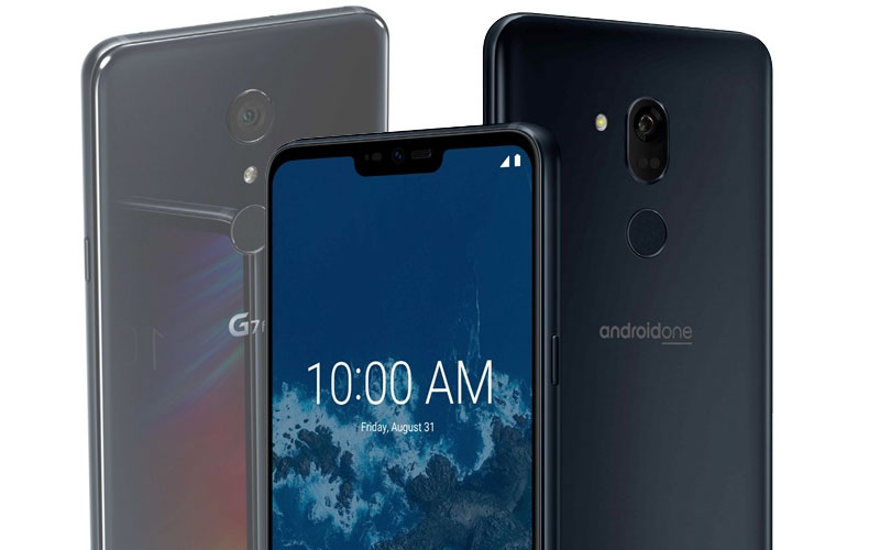 Android Pie LG G7 One G7 Fit Android One 4gnews