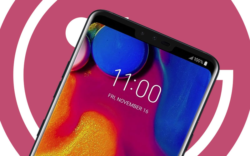 LG V40 ThinQ tripla câmara 4gnews