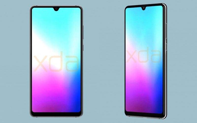 Huawei Mate 20 design 4gnews