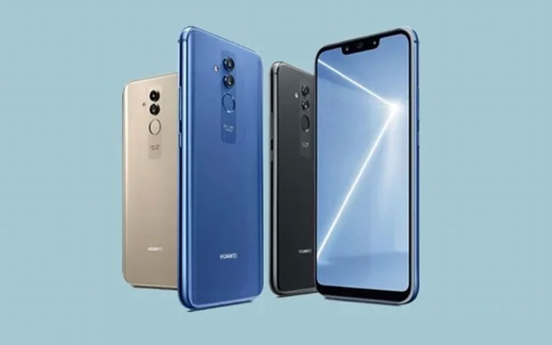 Huawei Mate 20 Lite design 4gnews