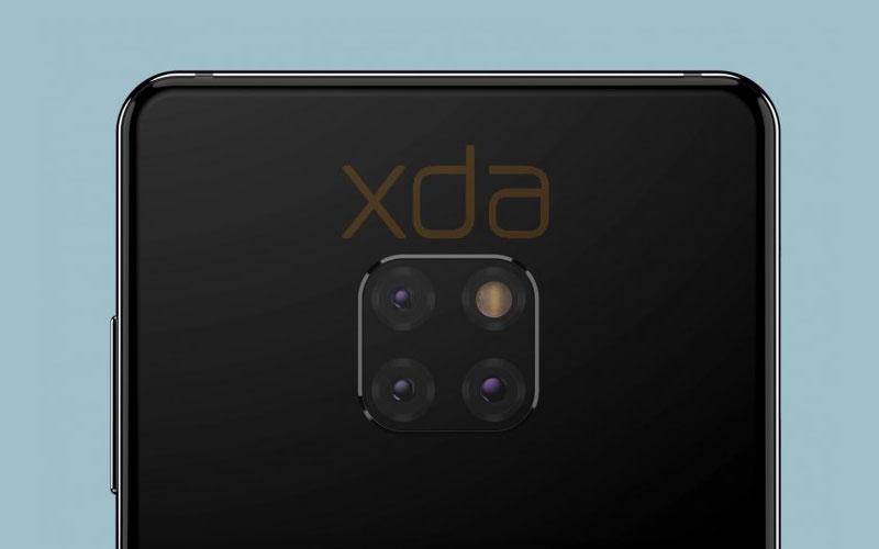 Huawei Mate 20 design 4gnews