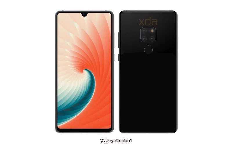 Huawei Mate 20 Pro Android design 4gnews