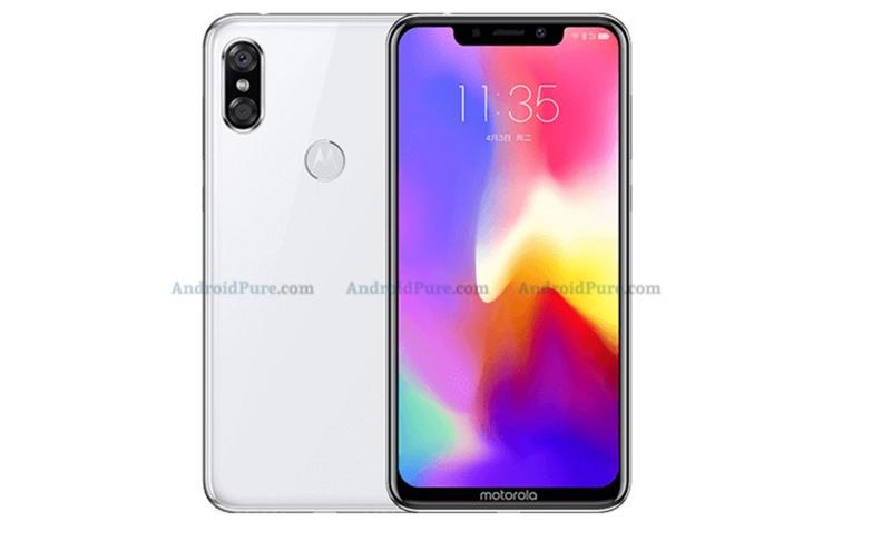 Motorola P30 será uma junção do iPhone X e do Huawei P20