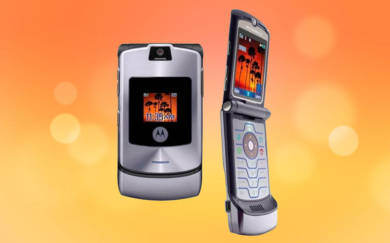 Motorola Moto Razr smartphone dobrável 4gnews
