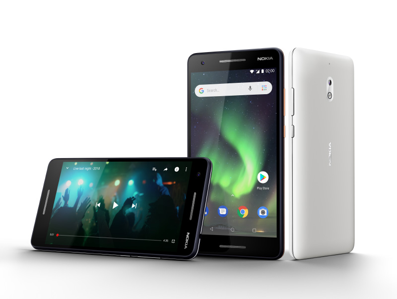 Nokia 2.1 Android Go Google