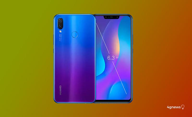 Huawei Nova 3i chega ao mercado europeu como PSmart +