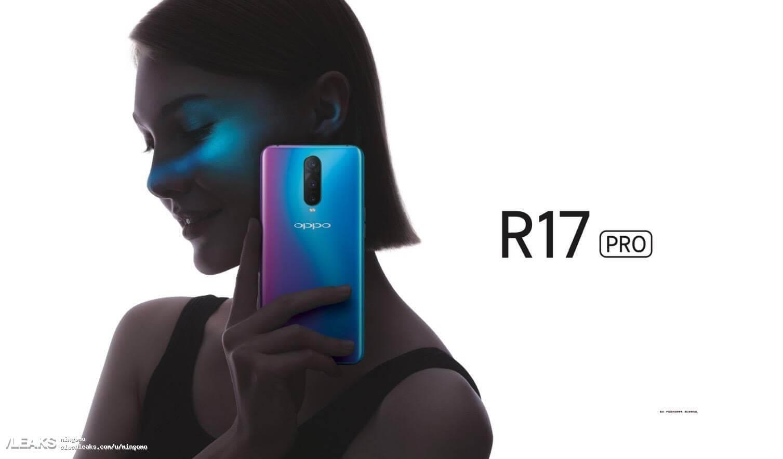 Imagens do OPPO R17. Aquele que poderá ser o futuro OnePlus 6T