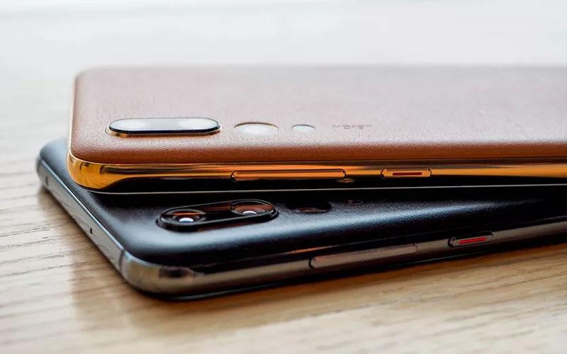 Huawei P20 Pro novas cores pele 4gnews