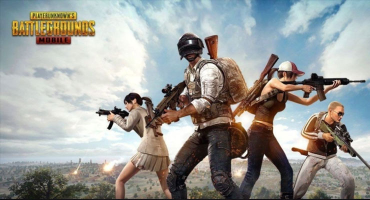 PUBG Mobile iOS Android 4gnews Fortnite