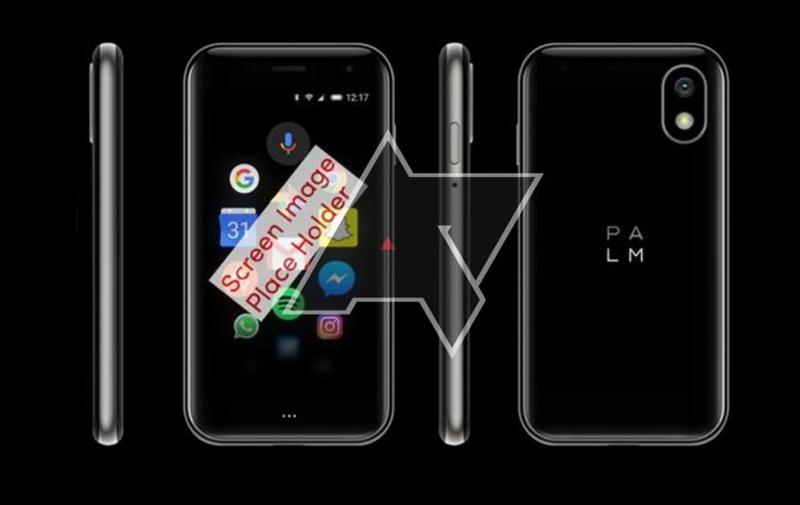 Smartphone da PALM será uma junção do primeiro iPhone e do iPhone X