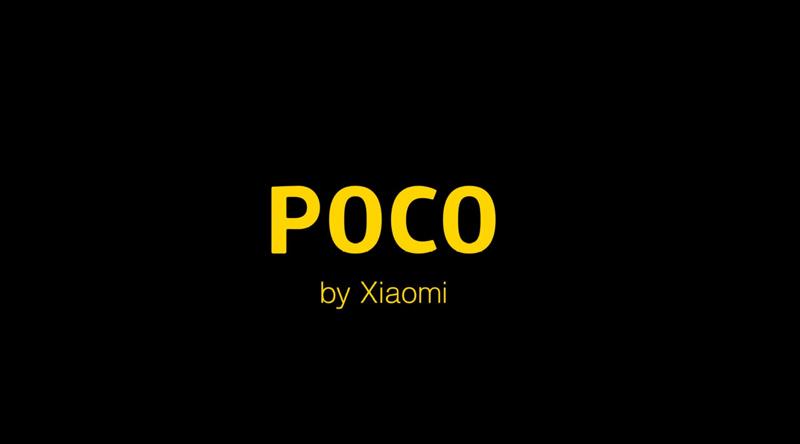 Xiaomi oficializa a marca POCO para revelar o Xiaomi Pocophone F1