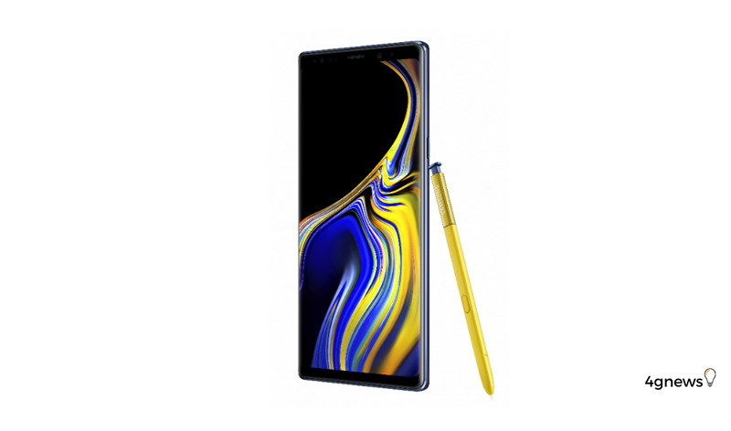 Samsung Galaxy Note 9: Bechmarks ficam atrás do OnePlus 6 e iPhone X