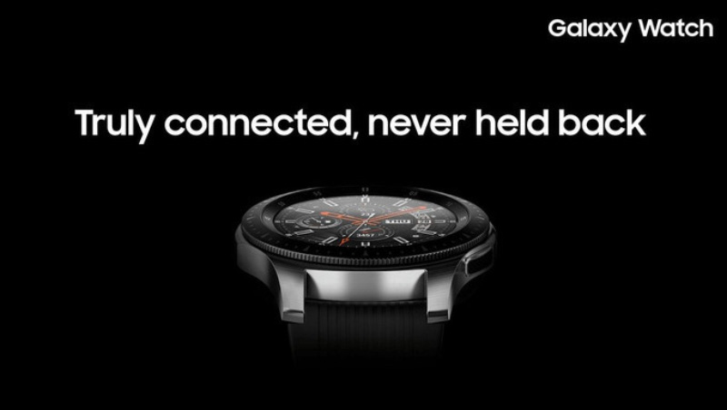 Samsung Galaxy Watch relógio oficial Note 9
