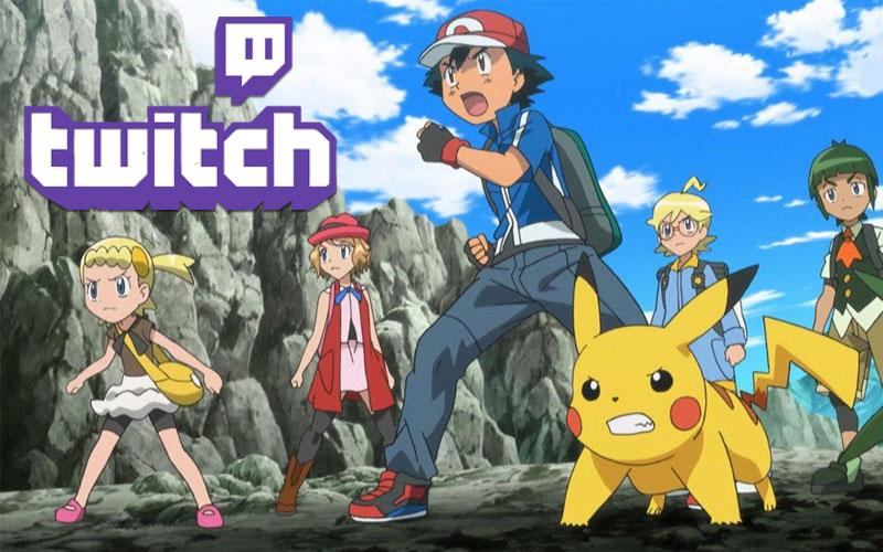 Twitch Maratona Pokemon 4gnews