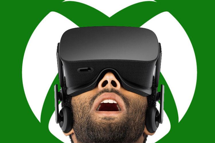 Microsoft Xbox One VR 4gnews realidade virtual