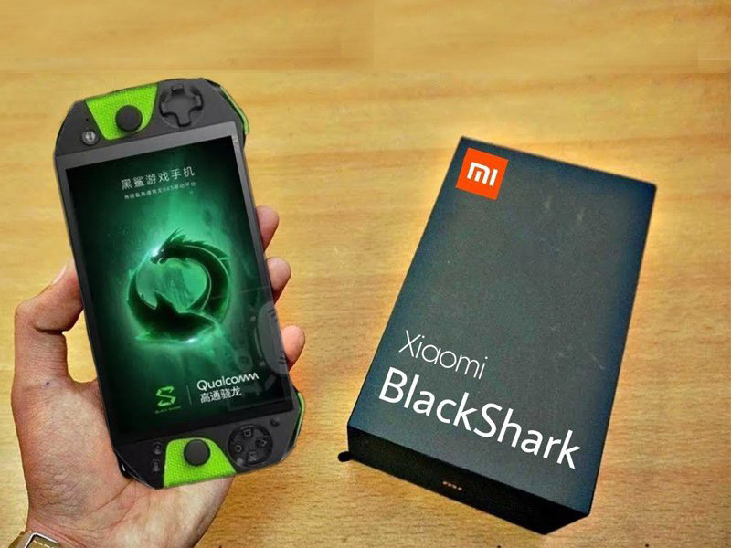 Xiaomi Blackshark Android AnTuTu Xiaomi Black Shark