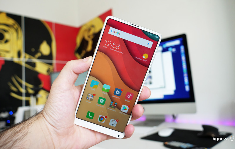 Xiaomi Mi Mix 2S Android Pie beta OTA 4gnews