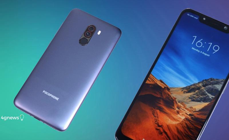 Xiaomi Pocophone F1: Assim será o design do topo de gama Android