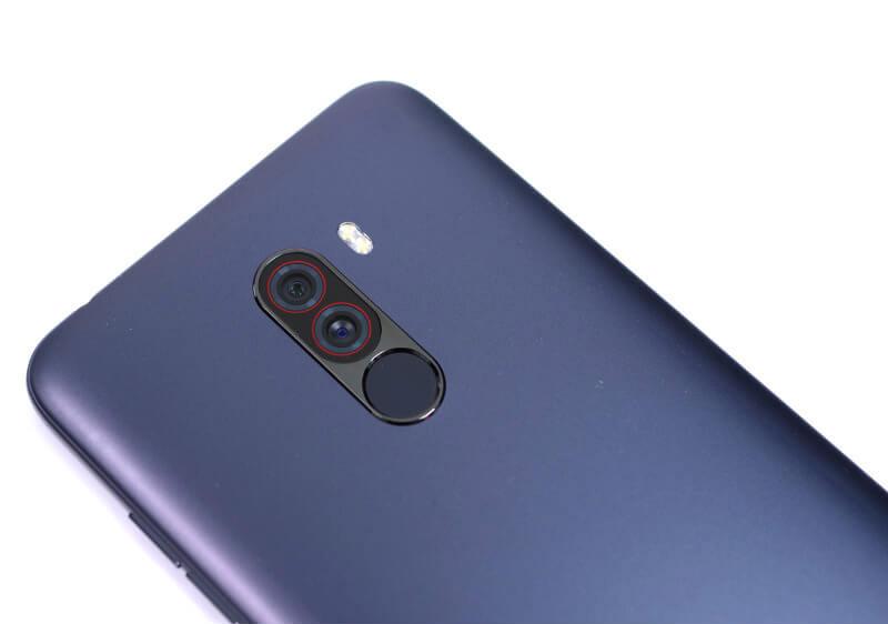 Xiaomi Pocophone F1 receberá gravação em 4K a 60fps em breve