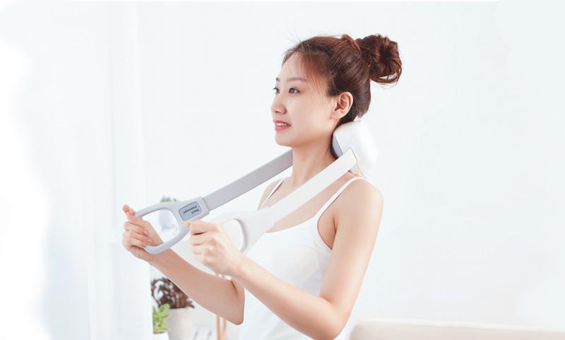 Xiaomi acaba de lançar um massajador de pescoço por 40€