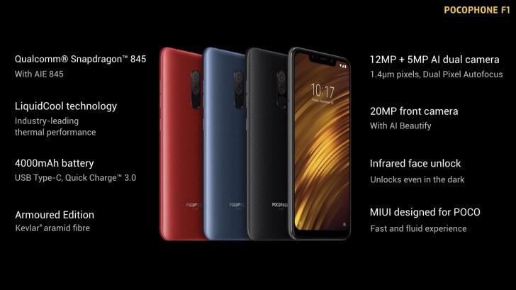 Xiaomi Pocophone F1: ROMs personalizadas a caminho! - 4gnews