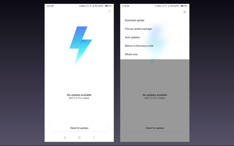 Xiaomi MIUI 10 instalação 4gnews beta ROM smartphone android