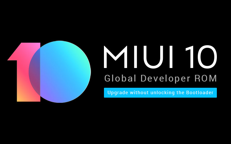Xiaomi MIUI 10 4gnews smartphone android ROM