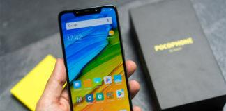 Xiaomi Pocophone F1 smartphone android flagship killer 4gnews