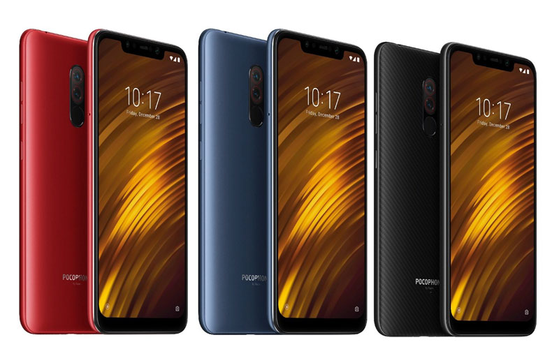 Xiaomi Pocophone F1 flagship killer netflix 4gnews