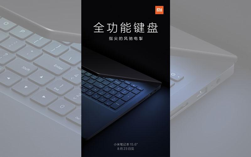 Portátil Xiaomi Produtividade 4gnews