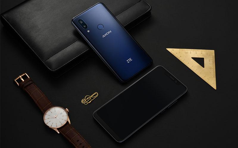 ZTE Axon 9 Pro topo de gama android IFA 2018 4gnews