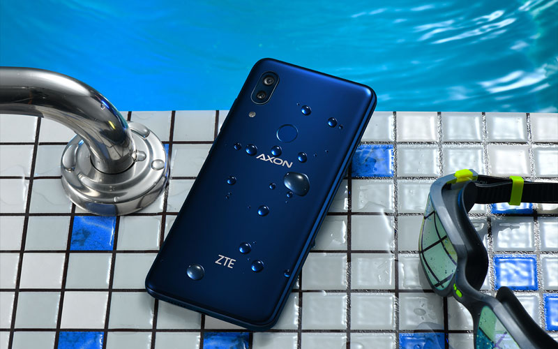 ZTE Axon 9 Pro topo de gama android IFA 2018
