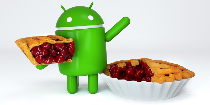 Android Pie Google Nokia