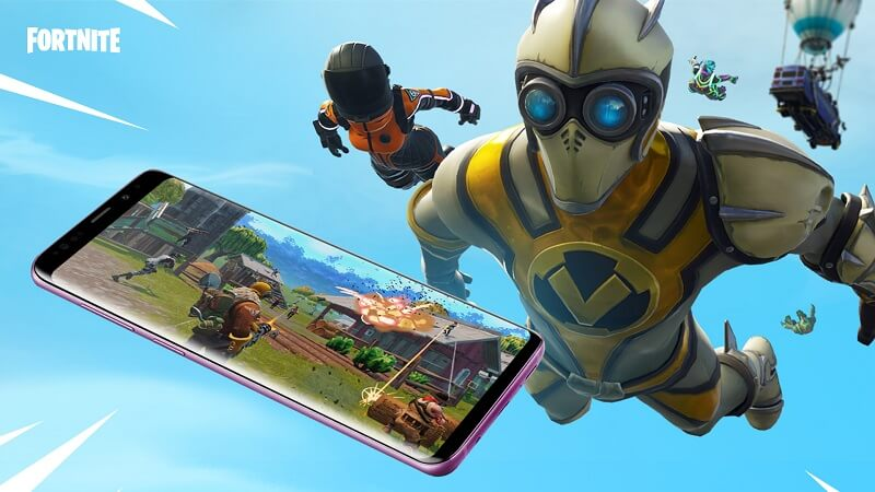 Samsung Fortnite Android