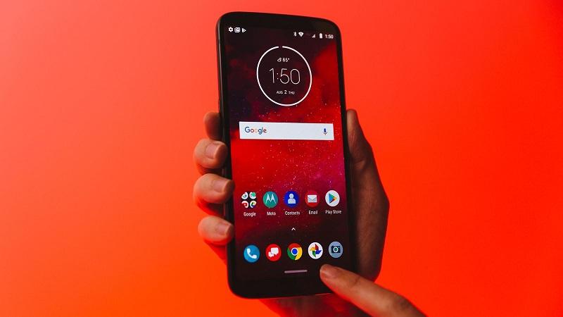 Motorola Moto Z3 Android Motorola Moto P30