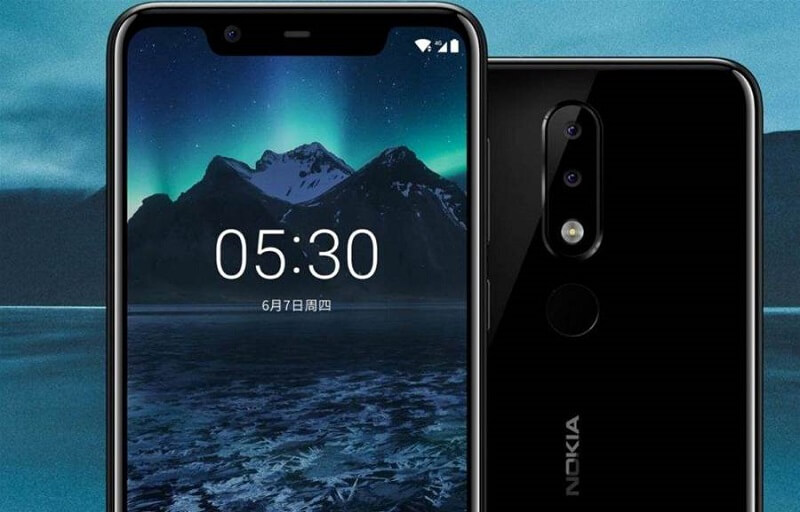 Nokia X7 Android