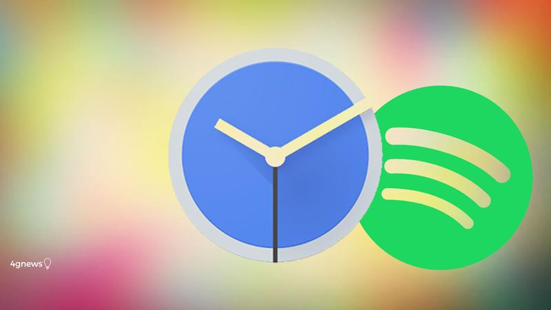 Está aqui: Conecta o teu relógio Google e acorda com músicas do Spotify