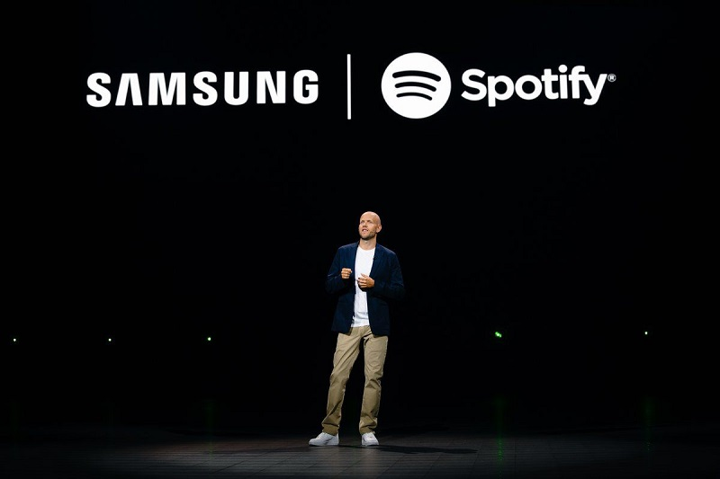 Samsung Spotify