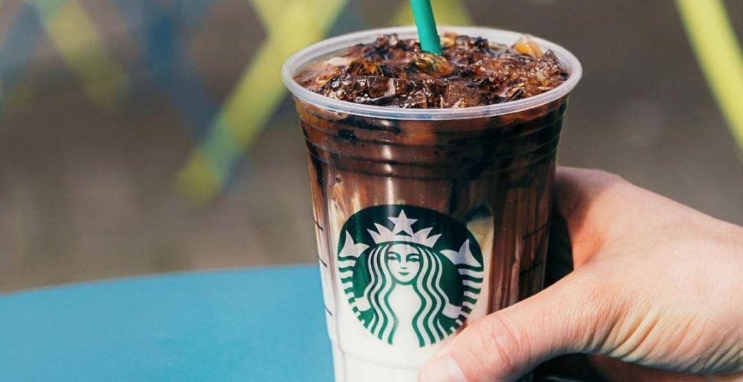Starbucks Alibaba