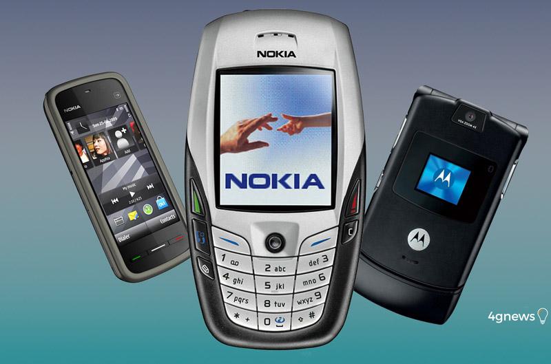 Conhece os 10 telemóveis mais vendidos de todos os tempos