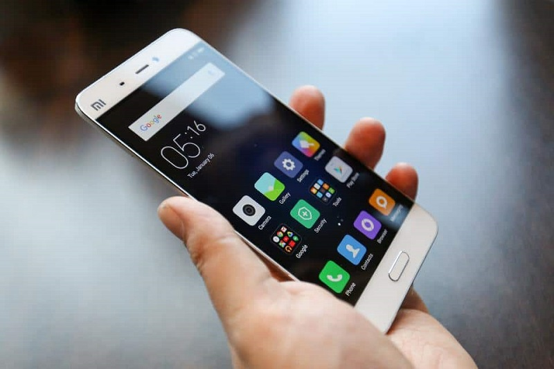Xiaomi Mi 5 MIUI 10