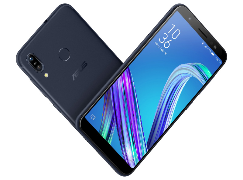 Android ASUS ZenFone Max (M1)