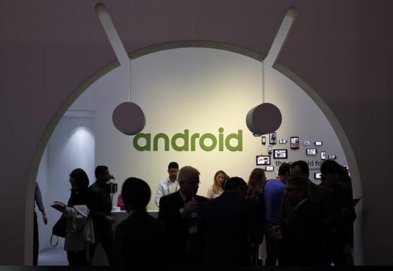 Android Google sistema operativo REUTERS Gustau Nacarino