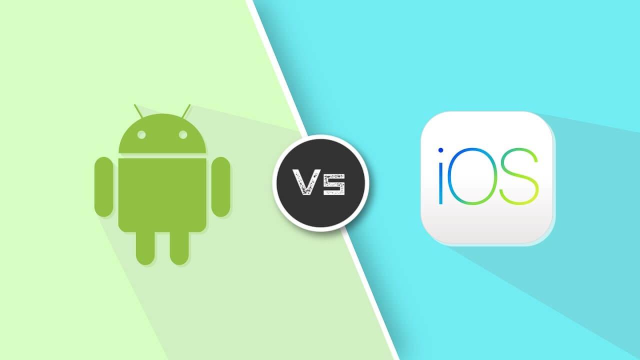 Android vs. iOS: Esta é a grande diferença entre os dois sistemas Apple Google