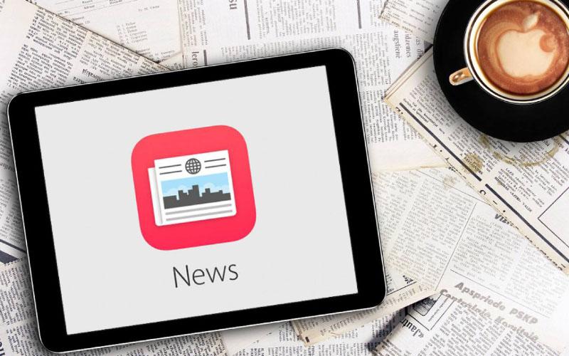 Apple news iPhone iOS