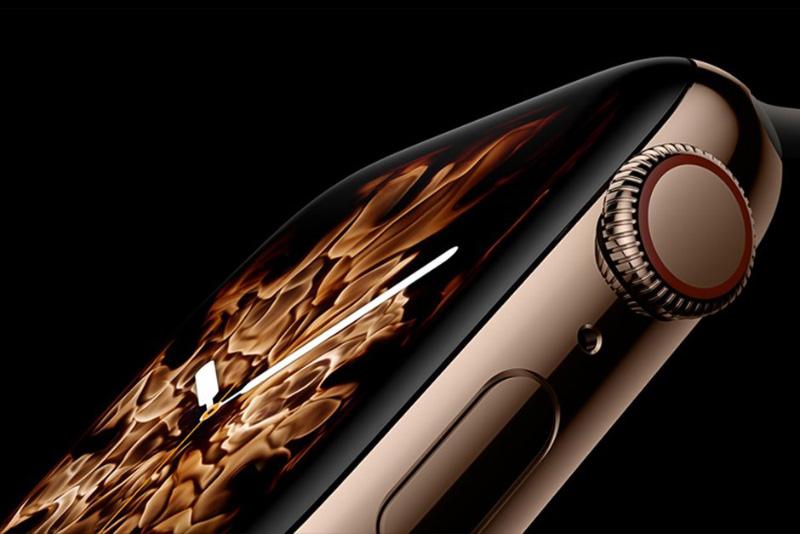 Apple Watch 4 iOS