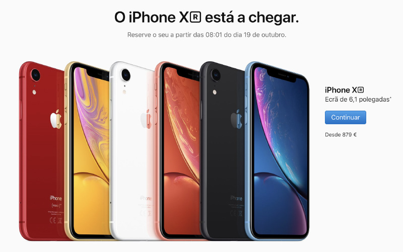Apple iPhone XR iOS Android