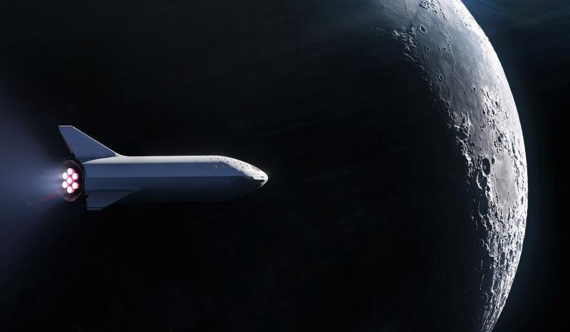 Vê em direto Elon Musk a anunciar o primeiro turista que viajará até à Lua